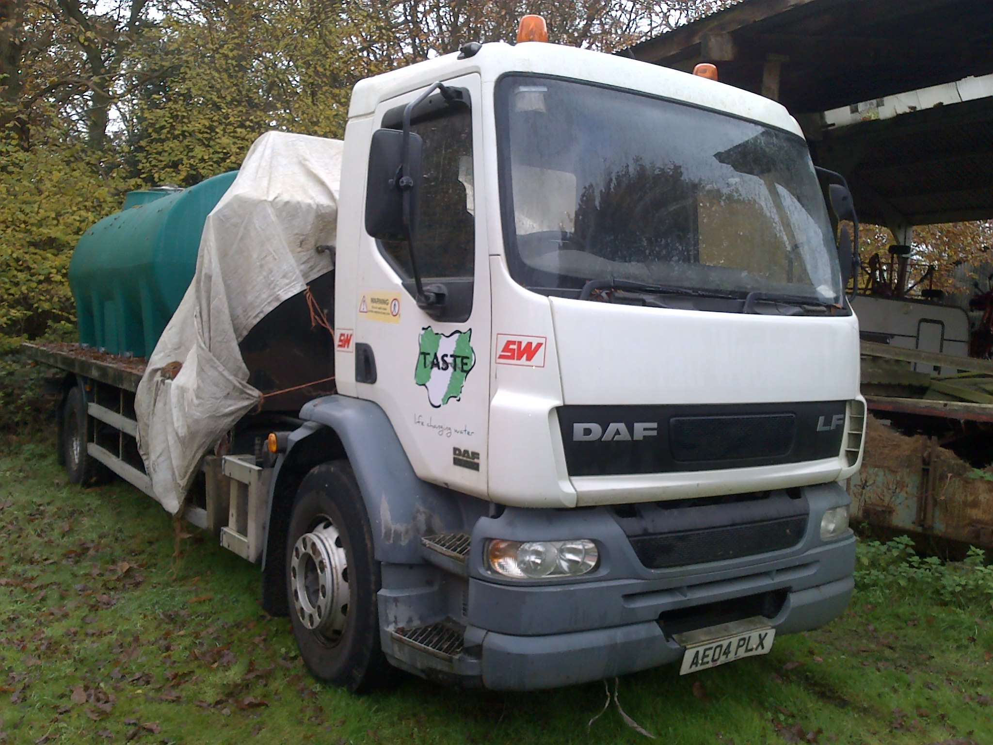 Fudge Replacement our tanker is ready to go