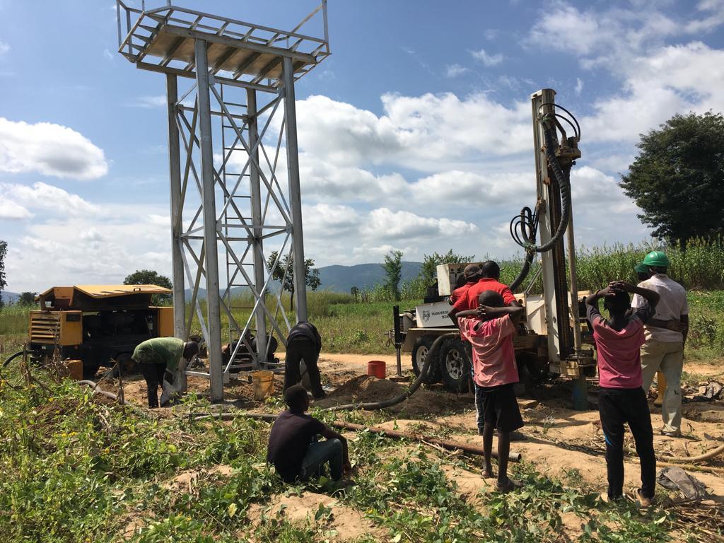 Our recent project in Manguna, Plateau State