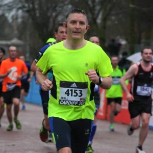 Peter Akrill_Cardiff World Half Marathon