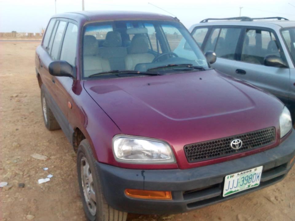 Rav4 vehicle